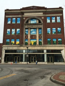 In January, Crawford Holdings unveiled a new facade at the Staats Hospital Building on Charleston's West Side.