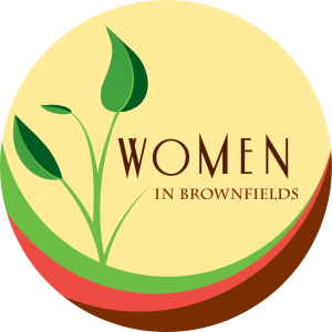 Women in Brownfields Logo.
